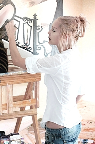 AmericanNoir GinaHiggins Paintings Art