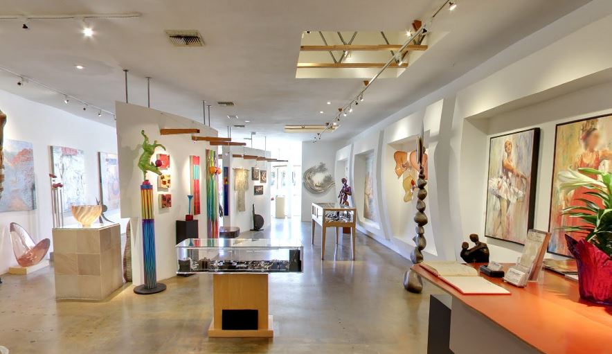 Palm Desert Art Galleries - A Gallery Fine Art