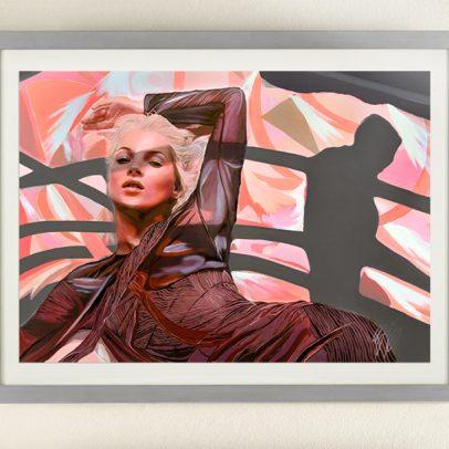 Shadow Of A Doubt - Beautiful Film Noir American Noir Paintings