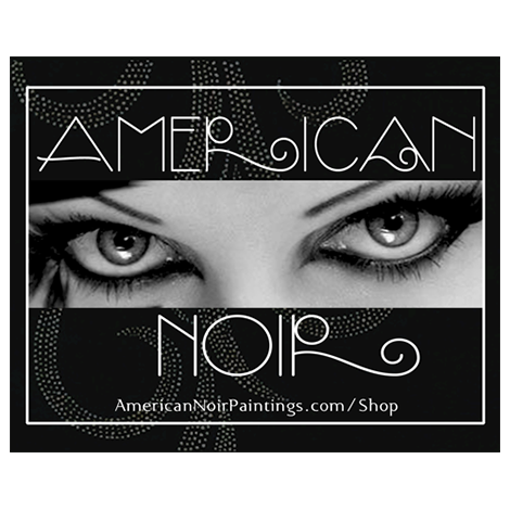 Shop American Noir Paintings
