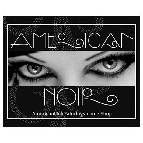 Shop American Noir Paintings