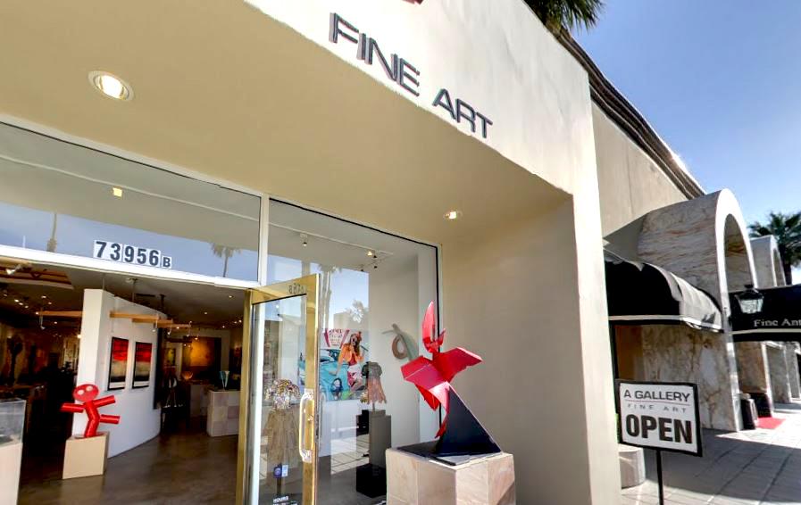 A Gallery El Paseo